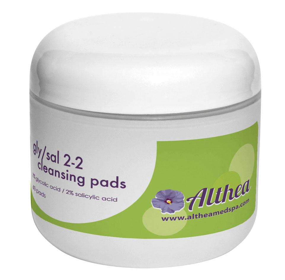 gly/sal 2-2 Cleansing Pads