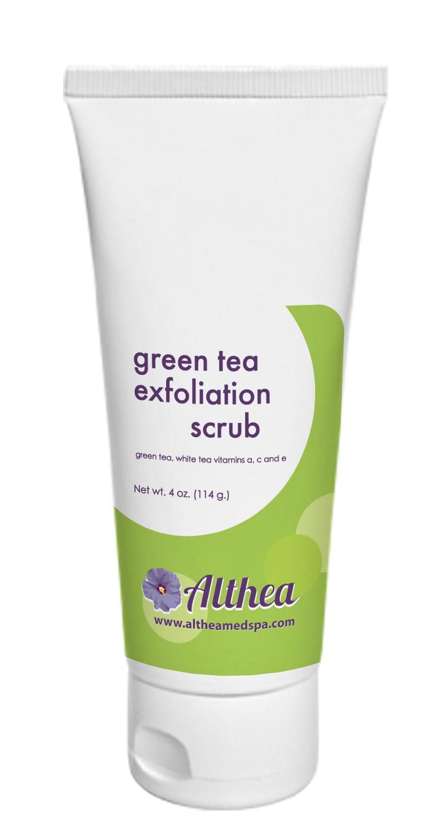 Green Tea Exfoliation Scrub