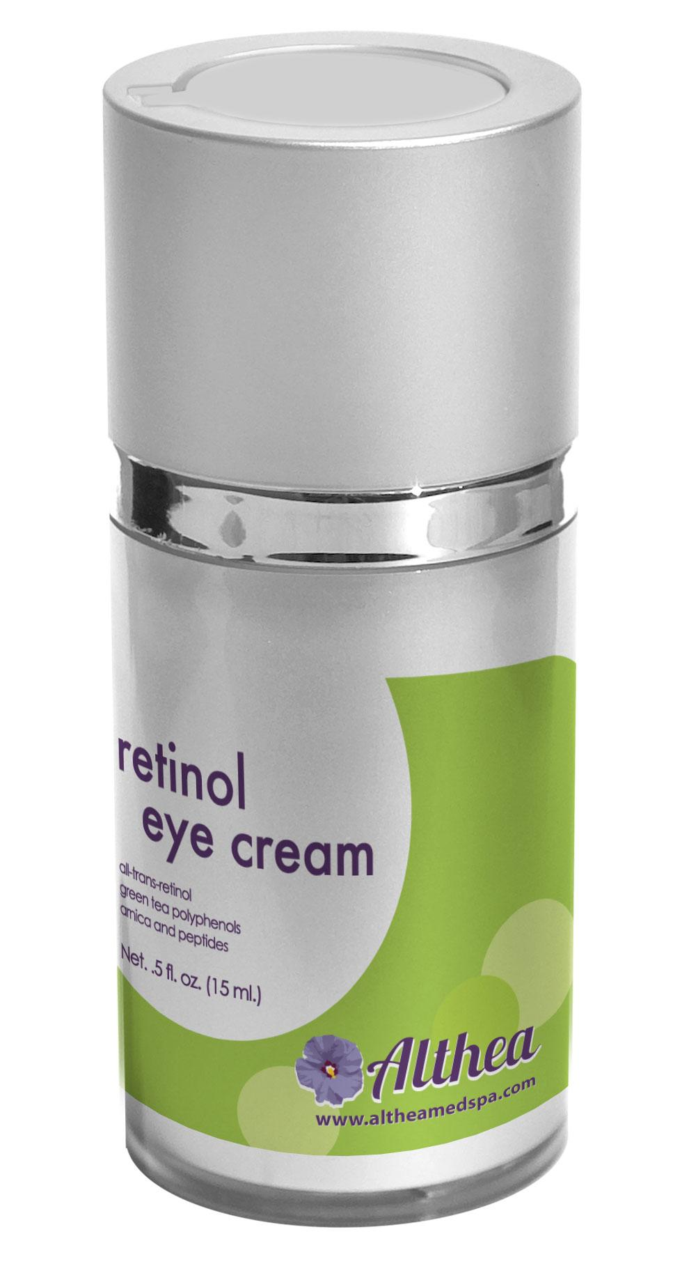 Retinol Eye Cream