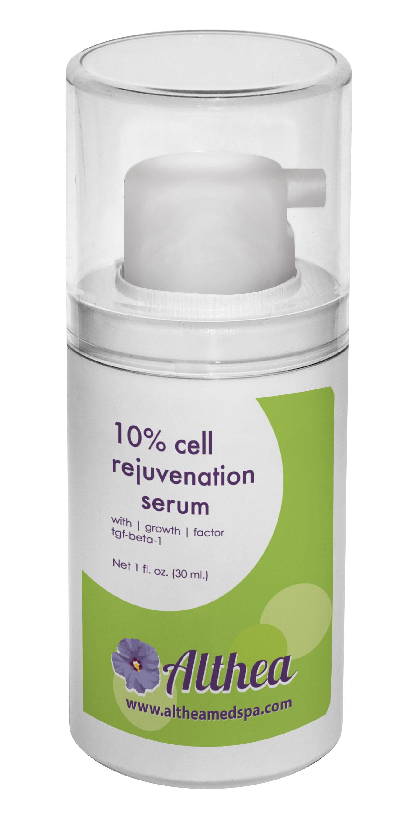 10% Cell Rejuvenation Serum