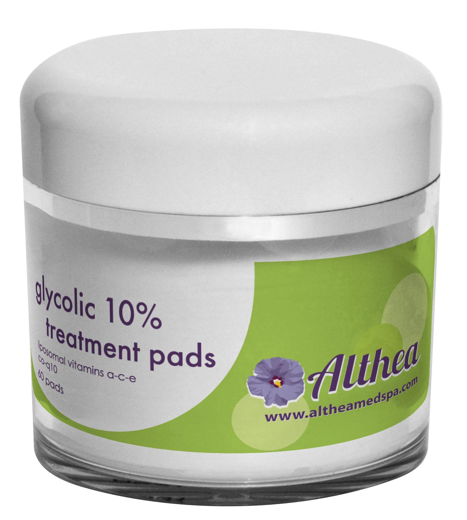 Glycolic 10% Treatment Pads